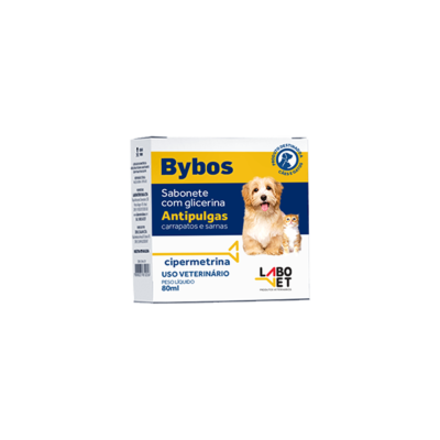 Bybosdog Soap With Glycerin Labovet Veterinary Products